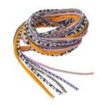 Oaki Doki Funcords, set of 5, assorted colours, 2m