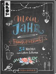 Duits boek: Kalender Mein Jahr - Handlettering