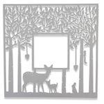 Plantilla Sizzix® Thinlits[TM] Die - Forest Frame