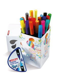 edding Colour Happy - Brushpen Set, 20-teilig