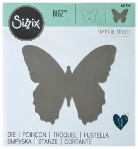 Sizzix® Bigz[TM] Die - Hedgerow Butterfly