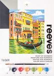 Reeves Malen nach Zahlen Venedig