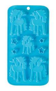 Silicone Mould - Unicorn and Star