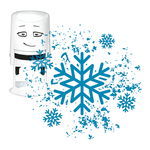 Motivo para estampar NIO® - Crystal-Icy Winter