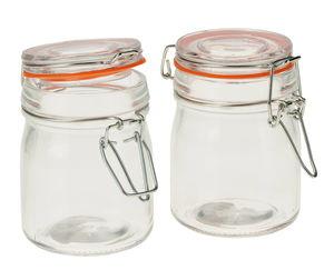 Tarro de cierre hermético (150 ml) 2 ud.