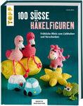 Duits boek: 100 süße Häkelfiguren