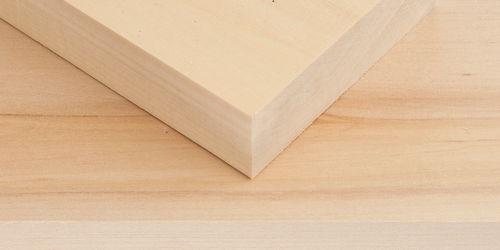Ritagli di legno di tiglio 250x100x40 mm - Opitec