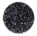 Acryl chatons (2,8 mm) 10 g, gitzwart