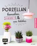 Duits boek: Porselein - schilderen, versieren