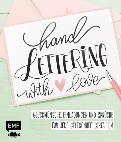 Buch 'Handlettering With Love'