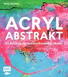 Livre 'Acrylique abstrait' (en allemand)