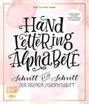 Livre 'Lettrage à la main alphabets'