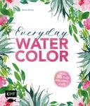 Duits boek: Everyday Watercolor