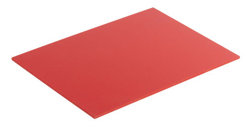 plaque de mousse rigide pvc di rouge opitec. Black Bedroom Furniture Sets. Home Design Ideas