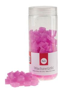 Bloque de cera, 150 g, rosa
