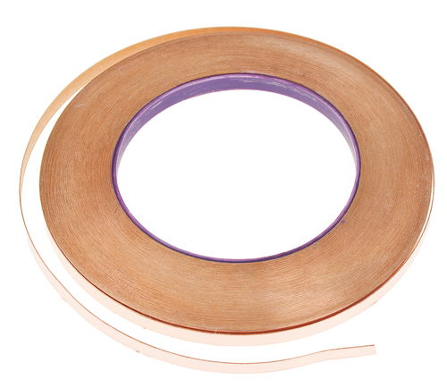 kupferband selbstklebend 6 mm breit ca 83 g opitec. Black Bedroom Furniture Sets. Home Design Ideas