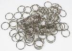 Anello portachiavi, � 24mm, 100 pezzi