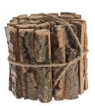 Birkenrinden-Bündel, 28-30 Stück (10 x 10 cm)