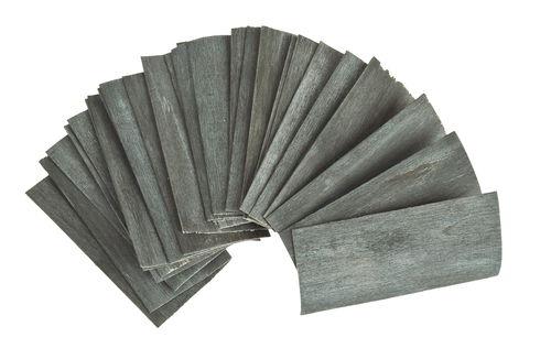 Dischi di legno 100x50mm 50 pezzi grigio opitec for Dischi di legno