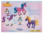 Hama® confezione regalo perline da stiro -cavalli
