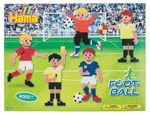 Kit de regalo de perlas para planchar - Fútbol