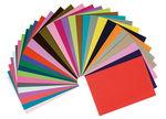 Papierblok gekleurd papier (A4) 30 kleuren/30 vel