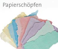 Papierschoepfen