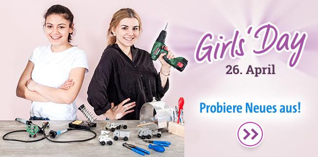 26. April - Girls' Day