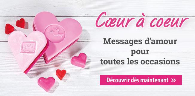 Messages d'amour pour toutes les occasions