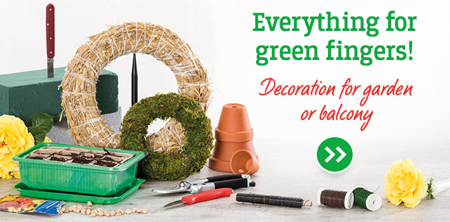 Everything for green fingers