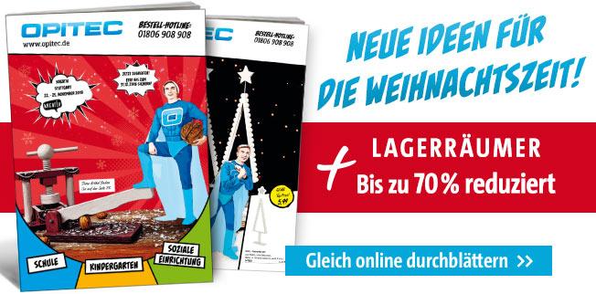 Weihnachtprospekt 2018 & Lagerräumer
