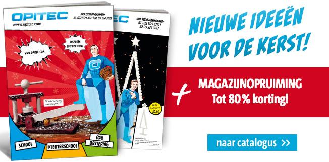 Kerstmis brochure