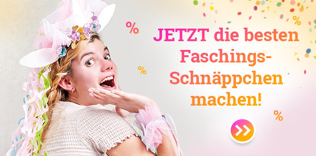 DIY Kreative Masken & freche Kostüme - Das große Faschings-Special!