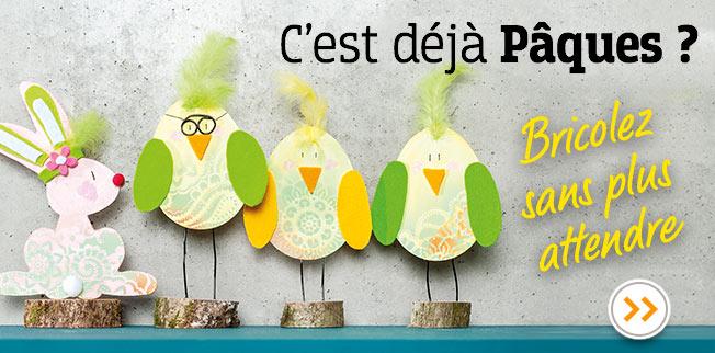 Idées de bricolage DIY pour Pâques