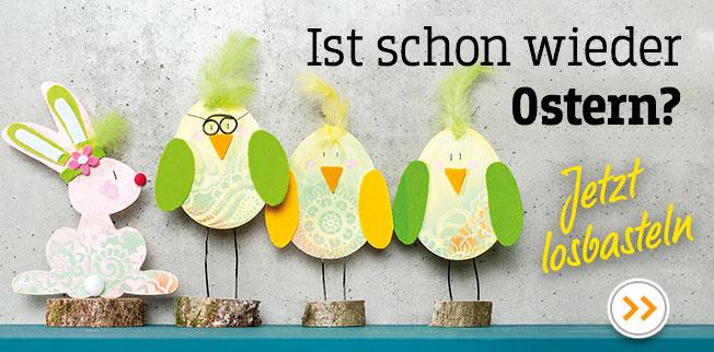 DIY-Bastelideen für Ostern