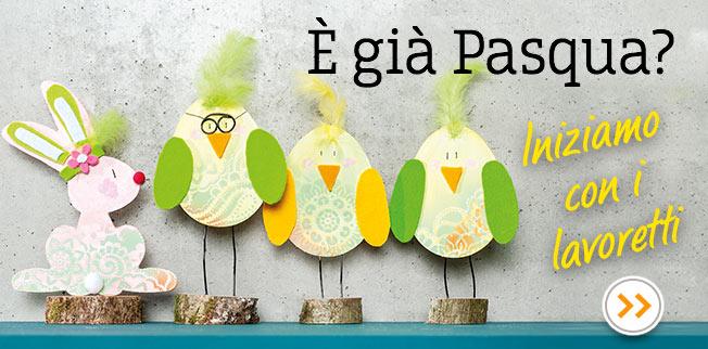 Fai da te-idee per Pasqua
