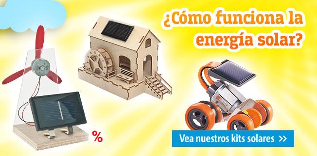 ¿Cómo funciona la energía solar? ¡Con los kits solares de OPITEC entenderlo es muy fácil!