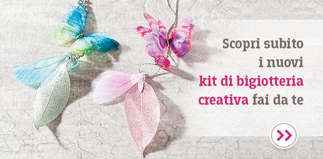Nuovi set creativi, crea meravigliosi gioielli