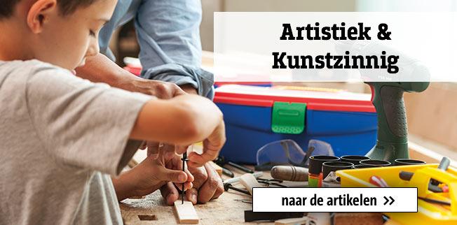 Artistiek & Kunstzinnig