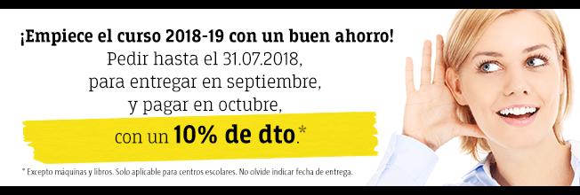 10% de dto.!