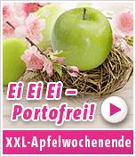 XXL-Apfelwochenende