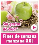 Fin de semana manzana - XL