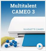 Multitalent Fustellatrice Cameo 3 - Machine de découpe électronique