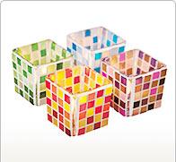 Acryl-Mosaik