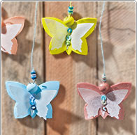 Detaillierte Anleitung FIMO® Schmetterlinge