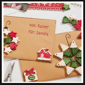 weihnachtskarten selbst gebastelt am allersch nsten. Black Bedroom Furniture Sets. Home Design Ideas