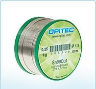 marque OPITEC - métaux d'apport