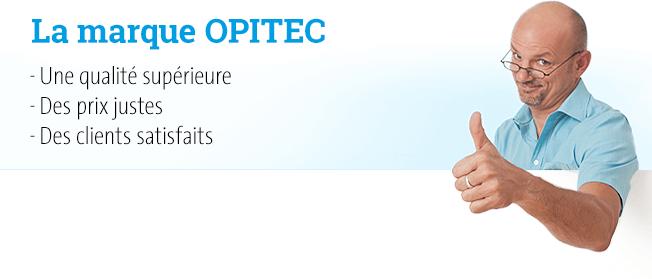 Marque OPITEC Eigenmarkenprodukte