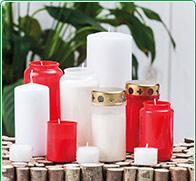 Kerzen & Grablichter