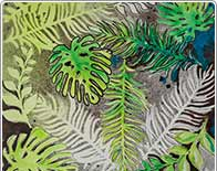 Mixed Media Bild JUNGLE 4